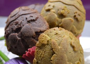 Velikonoční muffinová vajíčka